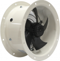 Осевой вентилятор YWF(K)2E-200 на фланцах