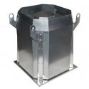 Крышный вентилятор ВКРФ-Т 5.0 РЦ (0.55 кВт)