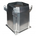 Крышный вентилятор ВКРФ-Т 5.6 РЦ (2.2 кВт)