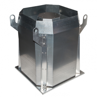 Крышный вентилятор ВКРФ-Т 4.0 РЦ (4.0 кВт)