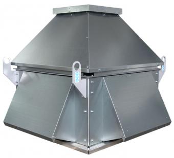 Крышный вентилятор ВКРФ 5.6 РЦ (2.2 кВт)