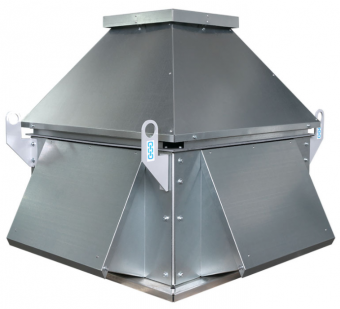 Крышный вентилятор ВКРФ 6.3 РЦ (1.5 кВт)