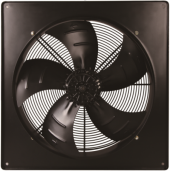 Осевой вентилятор Shuft AXW 400-B-4E