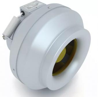 Шумоизолированный канальный вентилятор SVKH 160