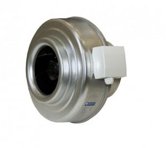 Канальный вентилятор Systemair K 315 L EC circular duct fan