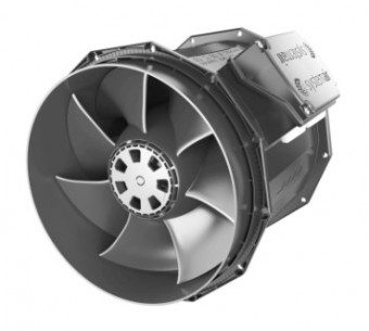 Канальный вентилятор Systemair Prio 250E2 circular duct fan
