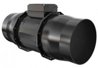 Канальный вентилятор Systemair Prio 150E2 circular duct fan