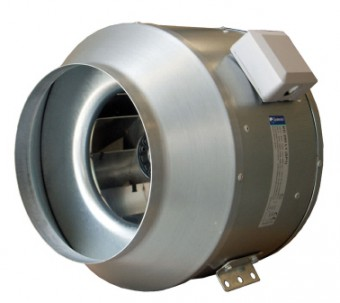 Канальный вентилятор Systemair KD 450 XL1