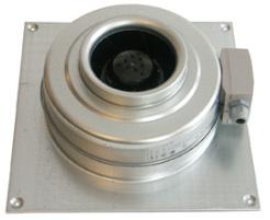 Канальный вентилятор Systemair KV 125 XL sileo