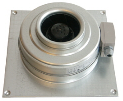 Канальный вентилятор Systemair KV 200 L sileo