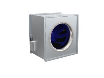 Квадратный канальный вентилятор Systemair KDRE 45**