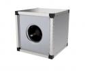 Квадратный канальный вентилятор Systemair MUB 025 355DV sileo Multibox