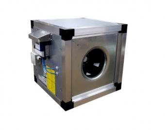 Квадратный канальный вентилятор Systemair MUB 025 355EC Multibox