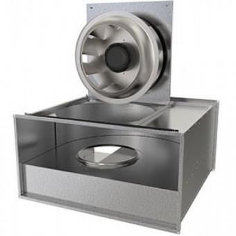 Шумоизолированный вентилятор Systemair RSI 80-50 EC sileo