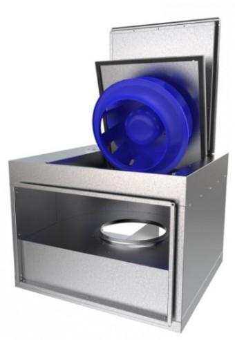 Шумоизолированный вентилятор Systemair RSI 70-40 L3 sileo