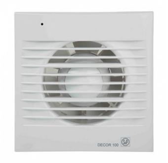 Накладной вентилятор Soler Palau DECOR-200C