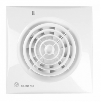Накладной вентилятор Soler Palau SILENT-100 CHZ