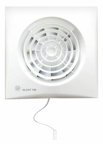 Накладной вентилятор Soler Palau SILENT-100 CMZ