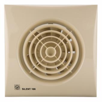 Накладной вентилятор Soler Palau SILENT Ivory-200 CZ