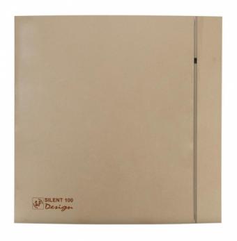 Накладной вентилятор Soler Palau Silent Champagne Design 100 CZ 4C