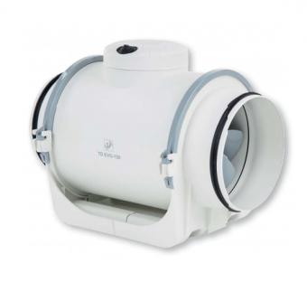 Канальный круглый вентилятор Soler Palau TD EVO-125