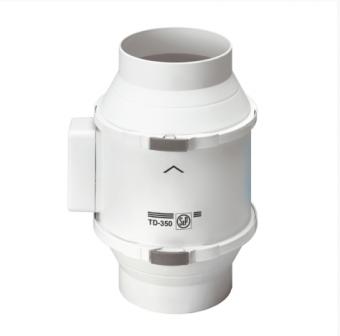 Канальный вентилятор Soler Palau TD Mixvent 350-125