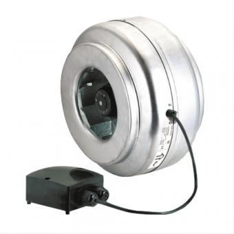 Вентилятор канальный Канал-Вент ЕС 200