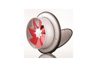Вентилятор Dundar K 25 осевой с крышкой