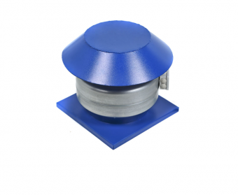 Крышный вентилятор Ванвент ВКВ-К 150Е (ebmpapst)