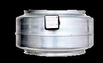 Вентилятор канальный Ванвент ВКВ-355E (ebmpapst)