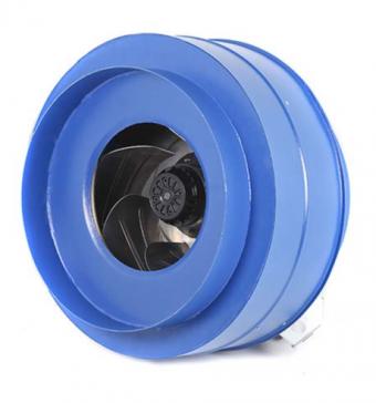 Вентилятор канальный Ванвент ВКВ-450E (ebmpapst)