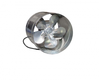 Вентилятор Ванвент ВКО 250 осевой в канале на Q моторах ebmpapst