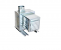 Кухонный вентилятор Ванвент КВР 31М-T 355