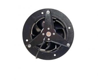 Вентилятор Ванвент ОВ-КР-350-Е (ebmpapst) осевой круглый