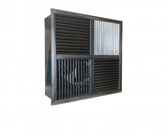 Рассеивающий вентилятор Ванвент R450