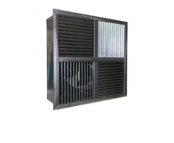 Рассеивающий вентилятор Ванвент R550