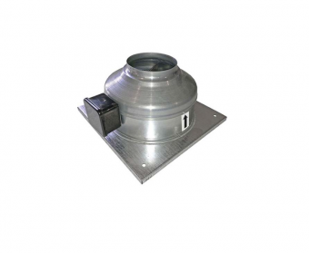 Вентилятор канальный Ванвент ВКВ-ФП 355Е (ebmpapst)