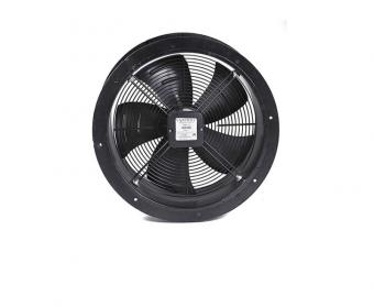 Вентилятор Ванвент YWF4S-550BE осевой в круглом канале