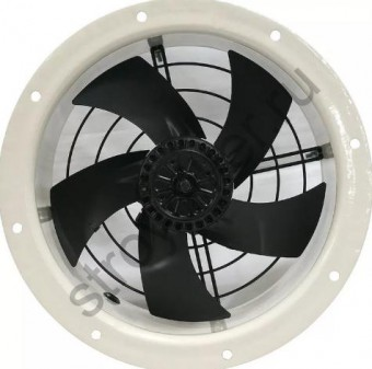 Вентилятор осевой YWF(K)4E630-ZT на фланцах